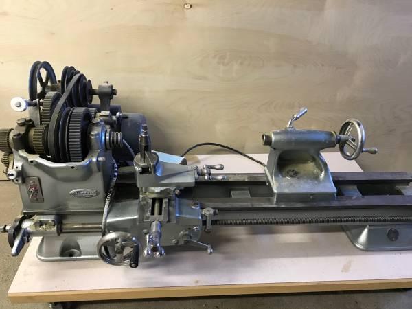 Photo 9 Craftsman metal lathe. Price reduced - $700 (Dillon)