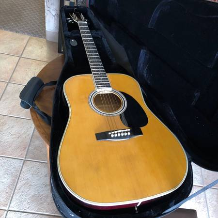 Photo American Legacy Electric Acoustic Guitar - $150 (Tri-Lakes Consignment)