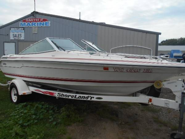Photo Boat for Sale - 89 Sea Ray 18 foot - $12,750 (Denver Area)