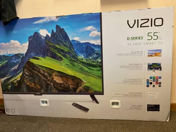 Photo Brand New VIZIO D-Series 55quot Smart TV - $450 (Steamboat Springs)