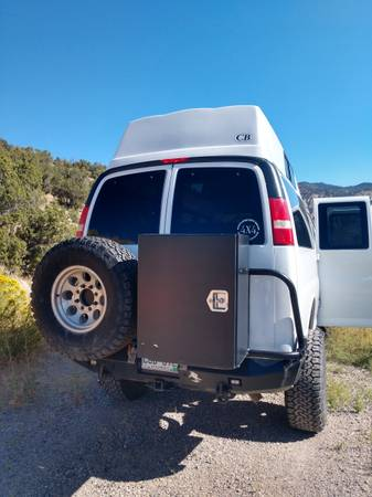 Photo Conversion Van 4x4 for sale - $65000 (Gypsum)
