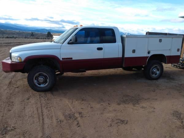 Photo Dodge 12 valve diesel - $11,000 (Taos)