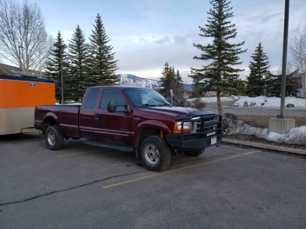 Photo Ford F250 Diesel 1999 - $15000 (Steamboat Springs)