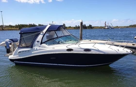 Photo ((Fresh water))__2005 Sea Ray__275 Sundancer Boat -ASAScvv $26,200 (high rockies)