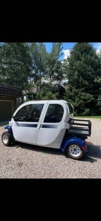 Photo GEM Electric Car For Sale - $5,000 (Aspen)