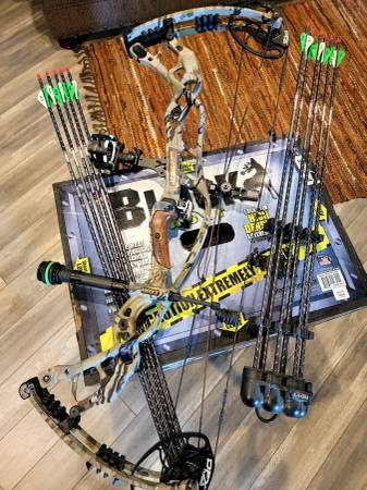 Photo HOYT Carbon Defiant Turbo - compound bow - $800 (Steamboat Springs)