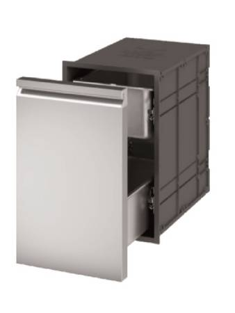Photo Insulated Double Drawer for Grill Island  304 Stainless Steel - Ronda - $699 (Englewood)