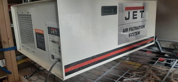Photo Jet Air Filtration System - $200 (Edwards)