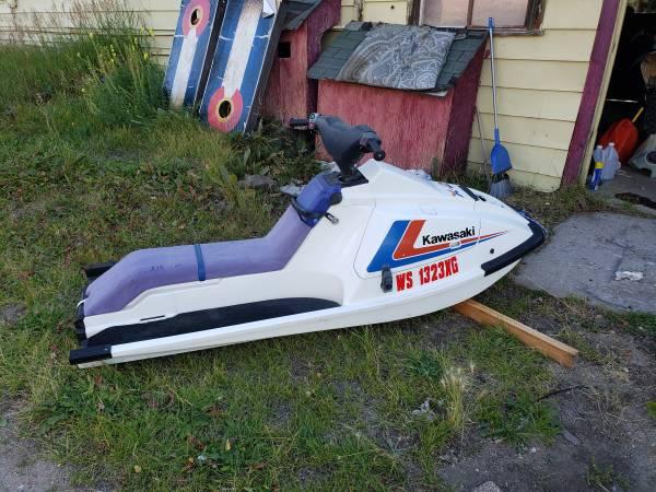 Photo Kawasaki X2 - $2,500 (Leadville)