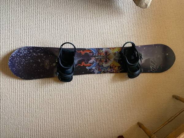 Photo Lib-Tech Travice Rice Pro 2015 - 2016 164.5W pointy snowboard - $300 (Avon, CO)