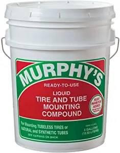 Photo Murphy39s 5-Gallon Liquid Tire  Tube Mounting Compound - $45 (Edwards)