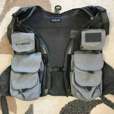 Photo Patagonia Fly Fishing Vest - $50 (Gypsum)