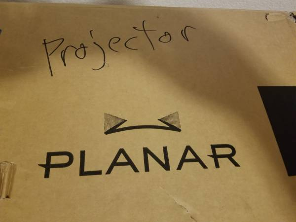 Photo Planar Theater Projector - $200 (Silverthorne)