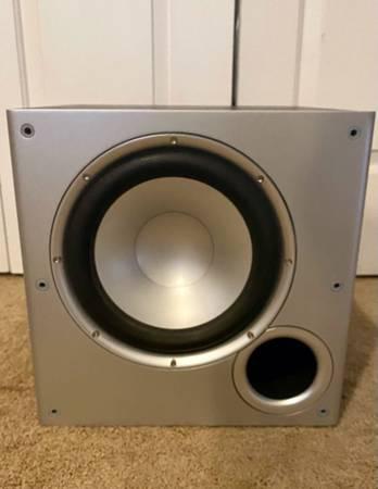 Photo Polk Audio Subwoofer - $50