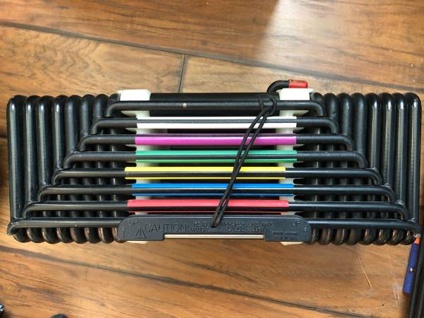 Photo PowerBlock Elite 90 Dumbbells (90lbs each) - $350