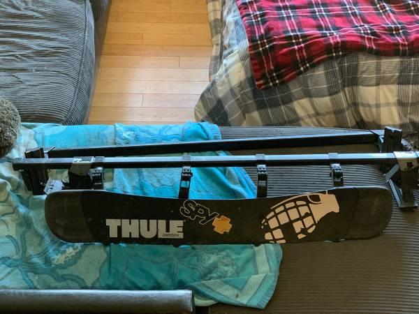 Photo Thule Roof Rack - $100 (Frisco)
