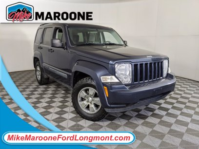 Photo Used 2008 Jeep Liberty 4WD Sport for sale
