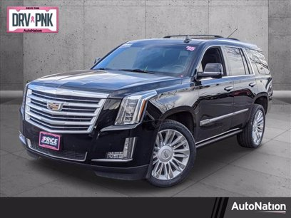Photo Used 2015 Cadillac Escalade 4WD Platinum for sale