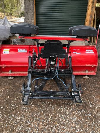 Photo Western 839 Pro Plus Snow Plow - $5,500 (Fairplay)