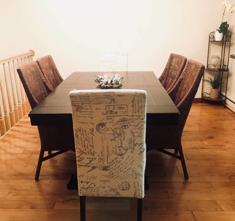 World Market Dining Table Pier One Chairs 175 Singletree