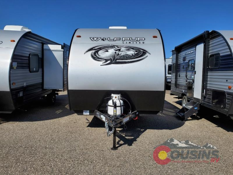 Photo 2021 Forest River Rv Cherokee Wolf Pup 16HE $ 18980