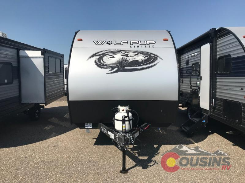 Photo 2021 Forest River Rv Cherokee Wolf Pup 18RJB $ 17988