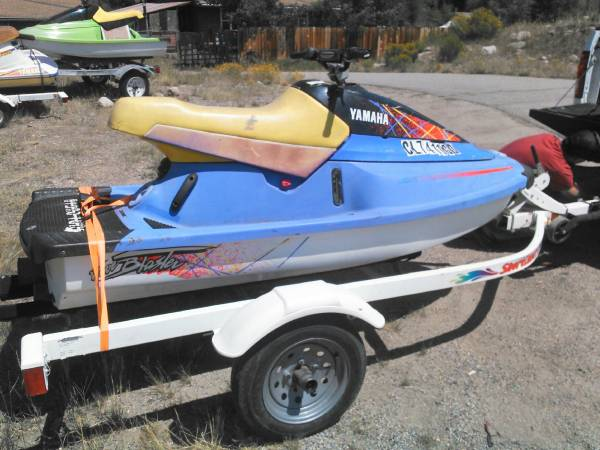 Photo jet ski 1994 yamaha 701 wave blaster - $2,500 (dillon)