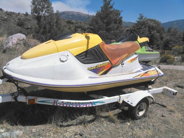 Photo jet ski yamaha wave blaster 2 760 - $1,300 (dillon)
