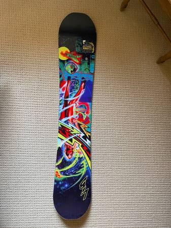 Photo snowboard 2013 lib tech t rice pro 153 - $150 (AVON)