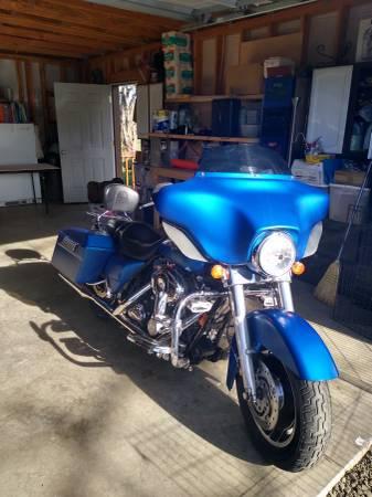 Photo 07 Harley-Davidson Street glide - $9,500 (Sutherlin)