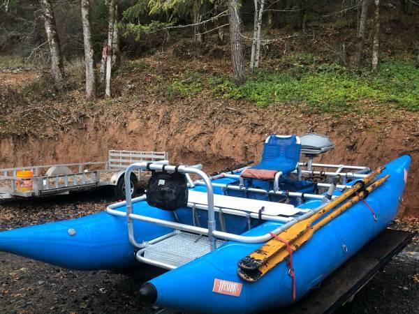 Photo 16 whitewater raft - $4500 (Roseburg)