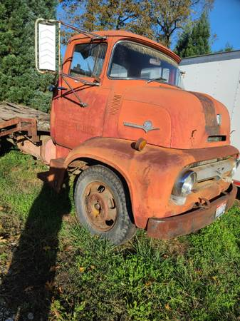 Photo 1956 FORD COE, quotCABOVERquot - $8,000 (SUTHERLIN)