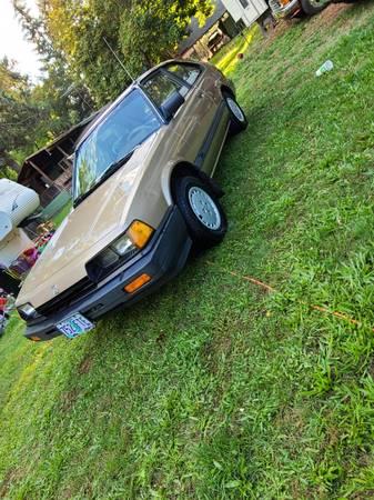 Photo 1985 Honda Accord $1,500 OBO - $1,500 (Riddle)
