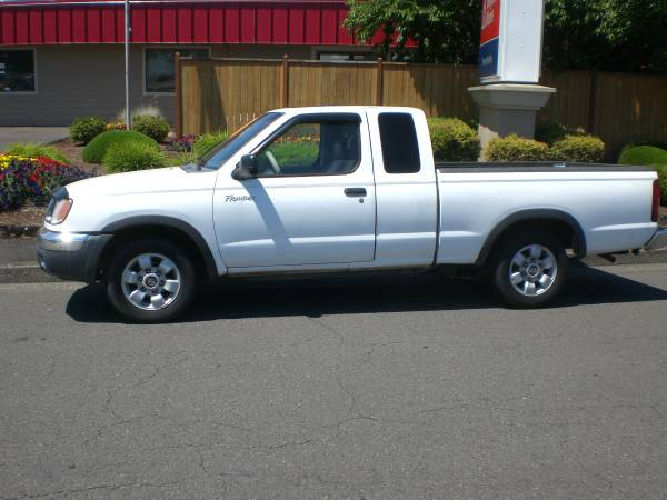 Photo 1998 NISSAN FRONTIER PICK-UP - $3,950 (Eugene)
