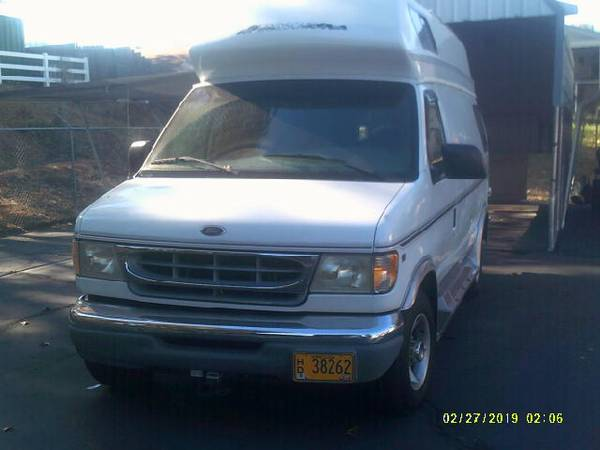 Photo 1998 class b ford american cruiser landscape - $17,000 (rogue river oregon exit 48 off i 5)