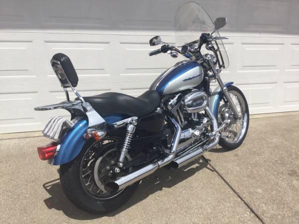 Photo 2006 Harley Davidson 1200C Custom Sportster - $4,900 (Albany)