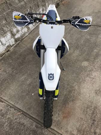 Photo 2017 Husqvarna FX 350 - $6,500 (Medford)