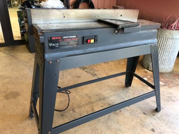 Photo 6 18 inch Craftsman Jointer-Planer - $300 (ROSEBURG)