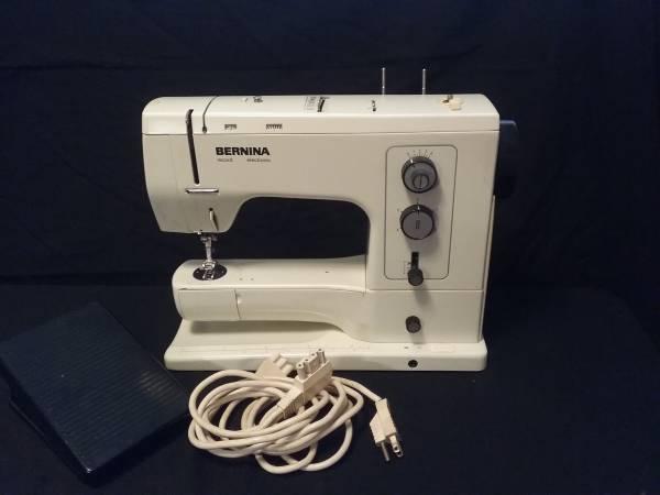 Photo Bernina 830 sewing machine - $175 (Sutherlin)