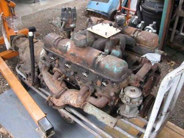 Photo Buick Nailhead Engine  Trans - $350 (s-oregon)