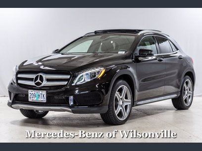 Photo Certified 2015 Mercedes-Benz GLA 250 4MATIC for sale