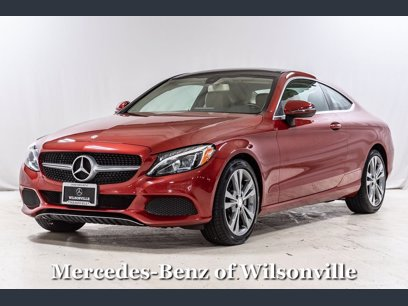 Photo Certified 2017 Mercedes-Benz C 300 Coupe for sale