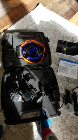 Photo Garmin Astro 220 GPS Dog Tracking System - $400 (Oakland)