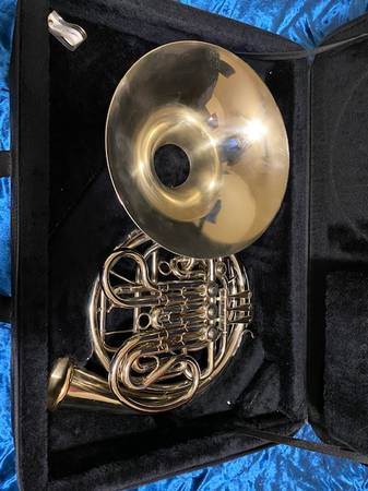 Photo Holton H177 Double French Horn - Screw Bell - $2,500 (Roseburg)