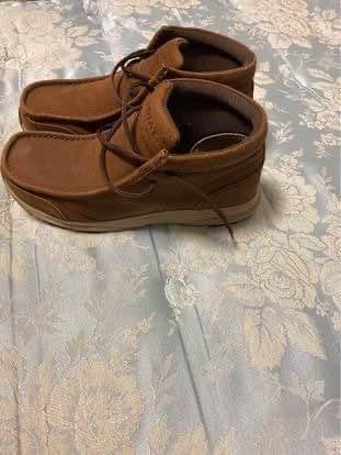 Photo Mens work boots - $65 (Winston Oregon)