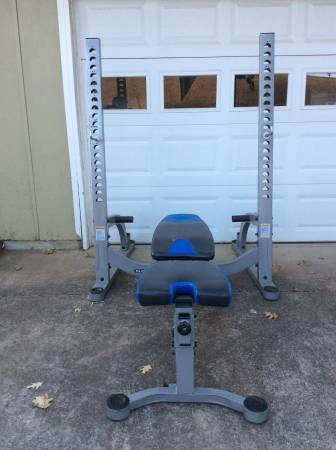 Photo Nautilus weight bench - $200 (Sutherlin)