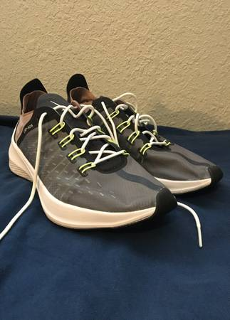 Photo Nike EXP-X14 running shoes. Mens size 9. 50$ OBO - $50 (Roseburg)