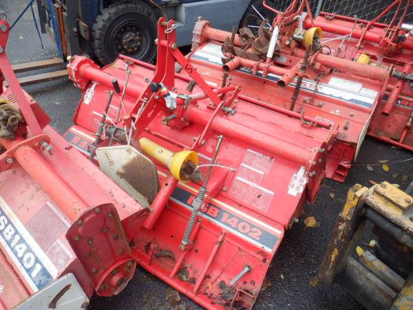 Photo Rototiller - Fits 3 Point Tractor- Yanmar Made in Japan Tiller Tillers - $1,095 (Motorcycle Warehouse, Inc. - Portland)