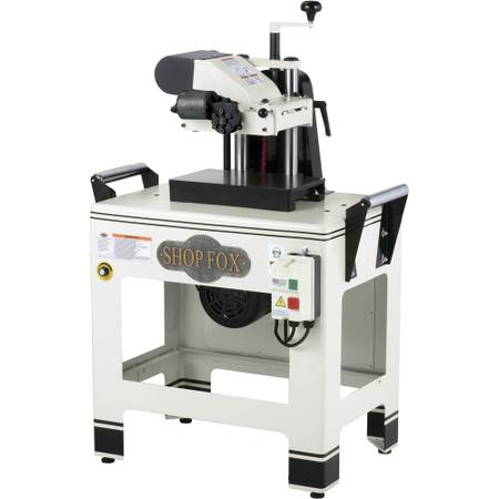 Shop Fox W1739 - 2 HP 7quot Planer  Moulder w $500 worth of new knives - $1,475 (Riddle)
