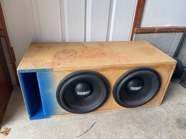 Photo Sundown Audio SA - 12 inch Subwoofer - $175 (Roseburg)